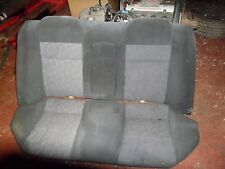 mitsubishi lancer evo  2 3 rear seat seats bench