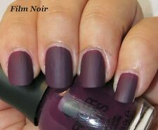 NEW FingerPaints Nail Polish FILM NOIR - Finger Paints Rich velvety plum matte