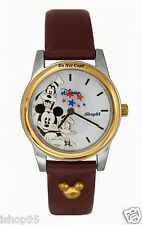 NEW DISNEY SII MICKEY MOUSE DONALD DUCK AND GOOFY WATCH