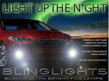 2013 2014 Ford Mondeo Mk5 Xenon Fog Lamps Driving Lights Foglights Kit