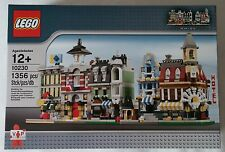 LEGO ® 10230 MINI modulars EXCLUSIVE NUOVO & OVP NEW SEALED RARO RARE VIP