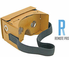 Google Cardboard VR Kit with NFC, Lens, Magnets & Headstrap Virtual Reality
