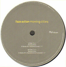 FAZE ACTION  - Moving Cities (2 Banks Of 4 Rmxs) - Nuphonic