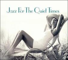 Jazz for the Quiet Times, Various Artists, New