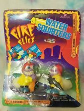"Fire Flies Water Squirters ""Seltzer & Snake"" 1995 Imperial Steddy Toys"
