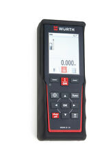 Wurth wdm 8-14 laser distance meter new