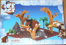 Ice Age Manny Construction Building Brick Block Toy BricTek 00905