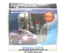 NEW Philips 9005 Night Guide Halogen 2-Pack 9005NGS2 Bulb