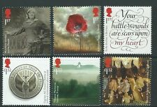 GREAT BRITAIN 2016 THE GREAT WAR 1916 UNMOUNTED MINT, MNH