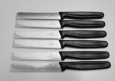 Küchenmesser Victorinox  Haushaltsmesser  Brötchenmesser Tomatenmesser 6 x schwa