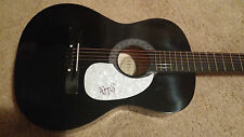 JAMIE LYNN SPEARS HOW COULD I WANT MORE SIGNED ACOUSTIC GUITAR BRITNEY GA COA