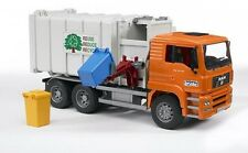 Bruder Toys MAN Side Loading Garbage Truck 02761 Toy Plastic