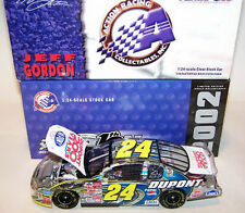 RARE JEFF GORDON DUPONT ANNIVERSARY 1/24 ACTION CLEAR