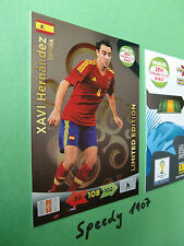 Road to Brazil Limited Edition Xavi limita ADRENALYN fifa world cup 2014