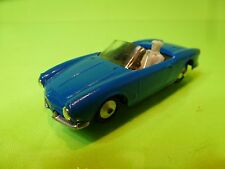 METOSUL  ALFA ROMEO GIULIETTA SPIDER - BLUE 1:43 - GOOD CONDITION