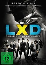 LEGION OF EXTRAORDINARY DANCERS S1+S2 (TERENCE DICKSON,...) 2 DVD NEU