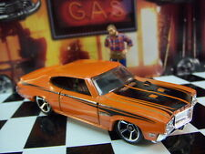 '11 HOT WHEELS 1970 BUICK GSX LOOSE 1:64 SCALE MUSCLE MANIA SERIES