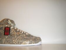 Nike Air Force 1 High Premium ID Year Of The Snake Skin Sample Sz 9 Supreme YOTS