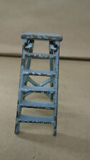 Vintage Arcade cast iron step ladder toy