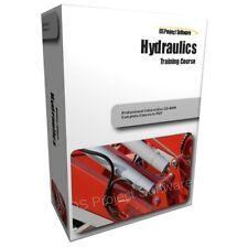 Los sistemas hidráulicos y componentes Fluid Power formación Estudio Curso Manual En Cd