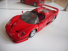 Maisto Ferrari F50 in Red on 1:24