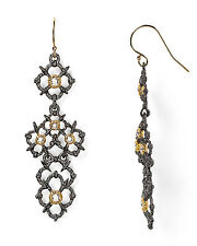 Alexis Bittar Spiked Spur Lace Wire Earrings $135