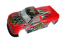 1/10 Painted RC Pickup Truck Body Shell C017