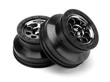 HPI Racing Blitz Short Course Truck MK 8  Black Chrome 4.5mm Offset Set 103825