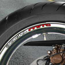 CAGIVA MITO WHEEL RIM STICKERS - SP 125 525 B