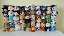 New Display Case Canvas Storage Box holds up to 60 Disney Tsum Tsum Mini Plush