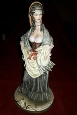 Capodimonte - Bruno Merli - Signed Gypsy Woman Figurine
