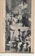 BF33762 henri levy charlemagne fondateur de l ecole painting art front/back scan