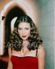 Alyssa MILANO        Photo couleur 20 X 25 CM      CHARMED