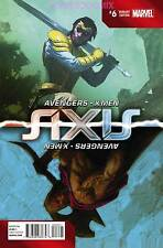 AVENGERS AND X-MEN AXIS #6 (OF 9) INVERSION RIBIC VARIANT COVER 1:100 MARVEL NEW