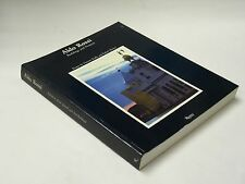 ALDO ROSSI : BUILDINGS AND PROJECTS (1985) 1st Ed
