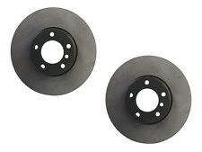 NEW BMW E39 530i 540i OPparts Front Set of 2 Disc Brake Rotors 40506170