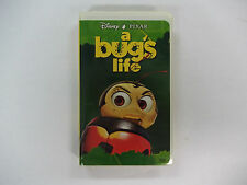 Movie A Bugs Life 1997 VHS Tape One Owner!