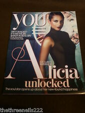 YOU MAGAZINE - ALICIA KEYS - NOV 18 2012