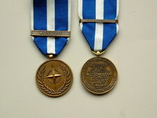 ONE Full Size Medal for the NATO KOSOVO Medal