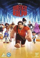 Wreck-It Ralph [DVD] (Brand New and Sealed)