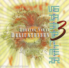 V/A - Delicatessen 3: Cooking Vinyl Sampler 2001 (UK 19 Tk CD Album)