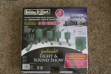 BLUETOOTH CHRISTMAS / HALLOWEEN HOLIDAY SPECTACULAR LIGHT & SHOW OUTDOOR DISPLAY