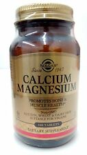 Calcium Magnesium Tablets 100 ct