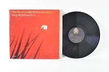 Gary McFarland & Co. ‎– Does The Sun Really Shine On The Moon?–Vinyl LP Gatefold