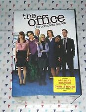 THE OFFICE: THE COMPLETE SERIES (1-9). BRAND NEW 38 DVD BOX SET. FREE SHIP