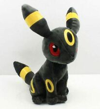 "FD3466 New 7.5"" UMBREON Pokemon Rare Soft Plush Toy Doll Free Ship Cute Gift ^"