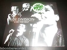 JOY DIVISION - A CRY FOR HELP - CD LIKE NEW - DIGIPACK - LIVE DERBY UK 1980