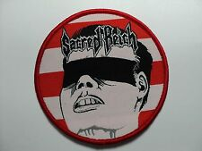 """Sacred Reich """"Ignorance""""  WOVEN PATCH"""