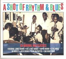 A SHOT OF RHYTHM & BLUES - 2 CD BOX SET - POPEYE TRAIN & MORE