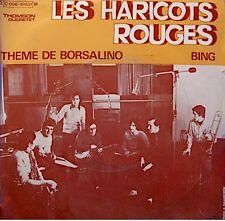 ++LES HARICOTS ROUGES theme de borsalino/bing SP DUCRETET VG++
